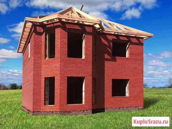 Капитальное строителство кирпичных домов и коттеджей в Роствое-на-Дону Ростов-на-Дону