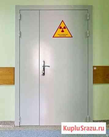 Рентгенозащитные двери для рентген кабинетов Нижний Новгород
