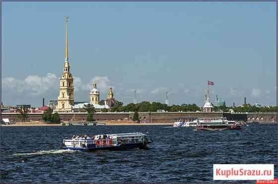 По водной глади.....Санкт-Петербурга Санкт-Петербург