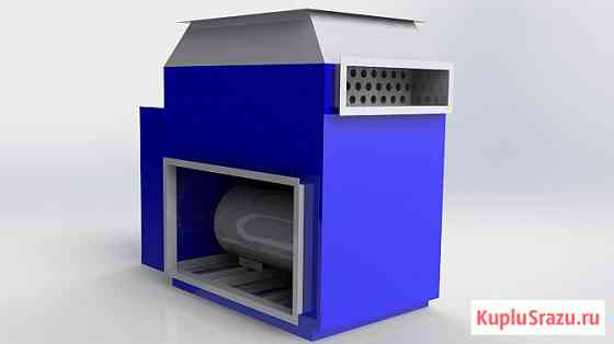 Газовое оборудование для термообработки ЖБИ и отопления Уфа