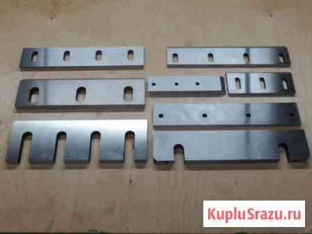 Ножи для дробилок в наличии ИПРМ-500, ИПРМ-300, ИПР-300, ИПР-450 Пермь