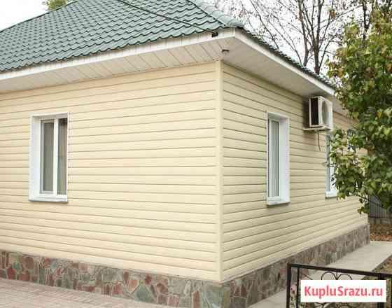 Сайдинг Блок Хаус Барнаул