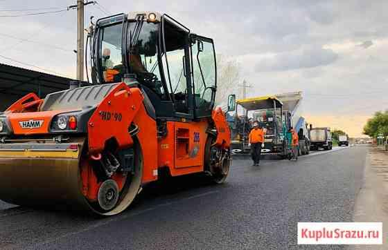 Асфальтирование ремонт дорог Новосибирск