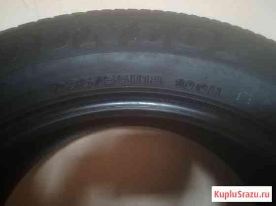Продам б/у 4 летние шины Dunlop SP Sport 270 235/55 R18 100H (Япония) Балашиха