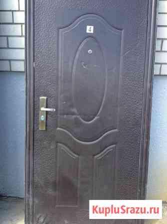 Дверь входная железная Тюмень