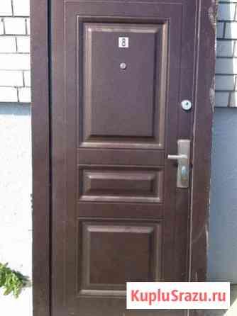 Дверь входная б\у Тюмень