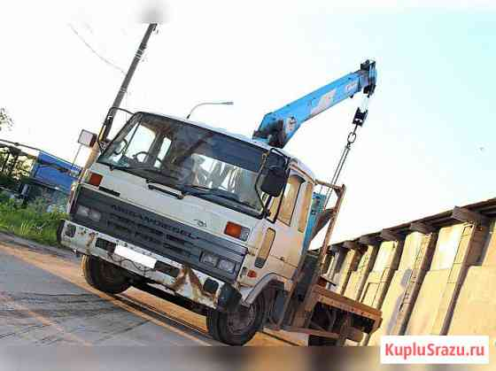 Манипулятор Nissan Diesel / Tadano 3,5 т, 11 м Нижний Новгород