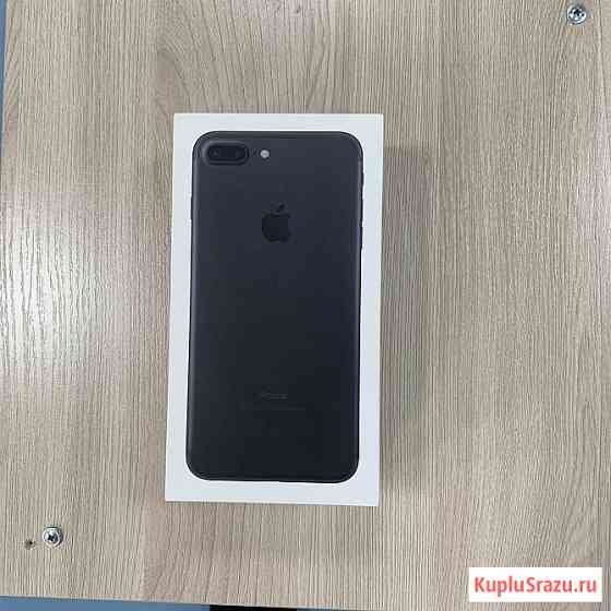 iPhone 7 Plus, 128 gb, black Калуга