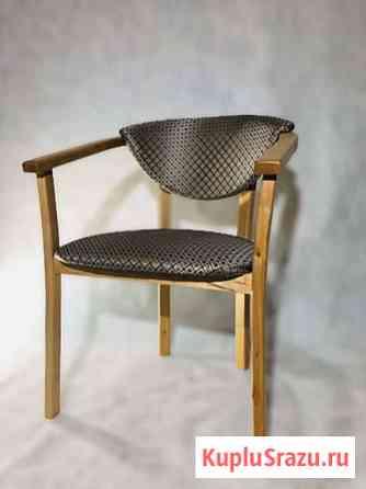 Кресло из массива березы Алексис 02 по доступным ценам Самара