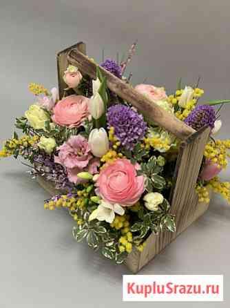Доставка букетов, цветов Flowers Rossa Москва