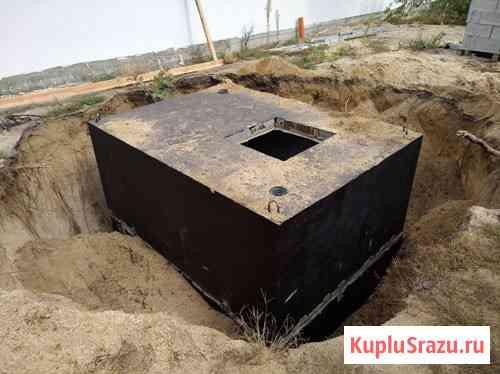 Погреб монолитный под ключ Красноярск