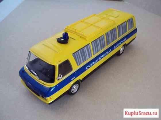Автомобиль на службе N13 ЗИЛ-118 кл Криминалистическая лаборатория Липецк
