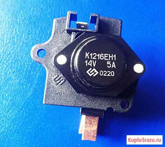 Реле регулятор ВАЗ 21074, 2108-09 инжектор Краснодар