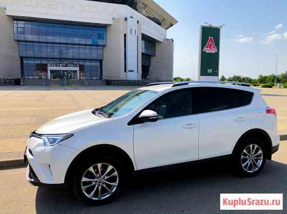 Аренда авто без водителя Toyota RAV4 2019 Turbodiesel Краснодар