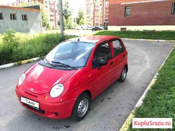 Daewoo Matiz 0.8МТ, 2012, 102000км Раменское