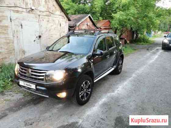 Renault Duster 2.0 AT, 2014, 37 464 км Ступино