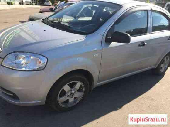 Chevrolet Aveo 1.2МТ, 2008, 110500км Балашиха
