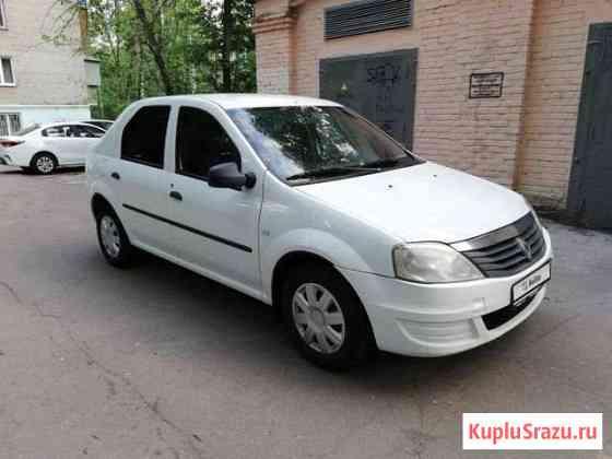Renault Logan 1.4МТ, 2012, 148000км Мытищи