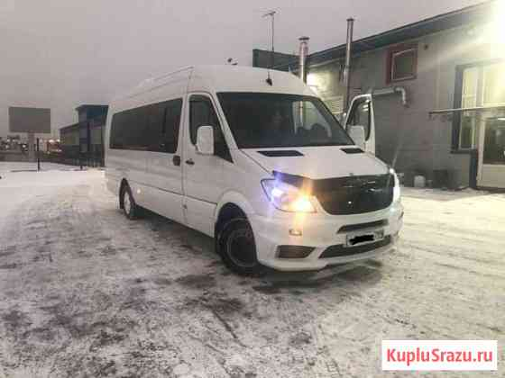 Аренда микроавтобусов Мерседес Спринтер Москва