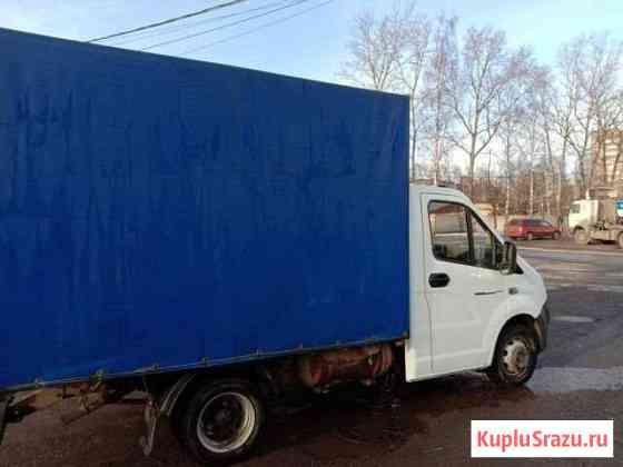 ГАЗ ГАЗель Next 2.7МТ, 2017, 89000км Москва