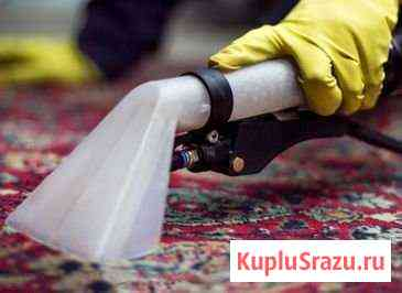 Чистка и стирка ковров кв.м.Вэлком Росляково