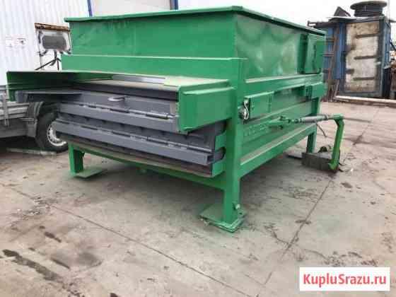 Продам стационарный пресскомпактор ecopress ESC 35 Томск