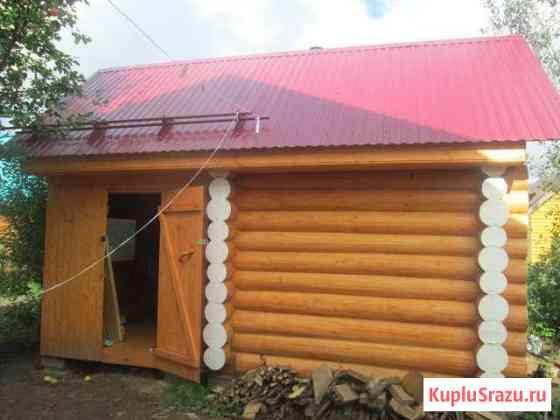 Строительство деревянных домов и бань Игра