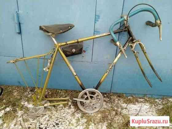 Велосипед из прошлого Великий Новгород