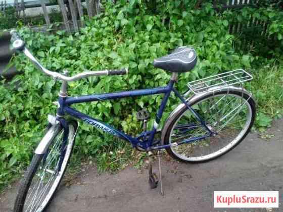 Продается велосипед Зуевка