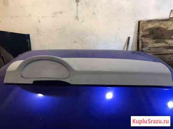 Стеклопластиковая торпеда приора Гай