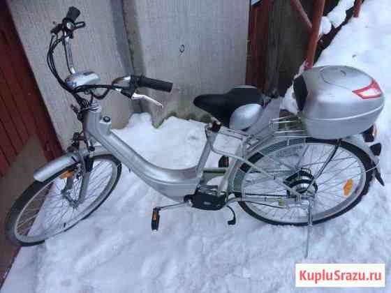 Электровелосипед Костомукша