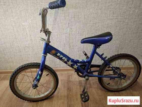 Велосипед Forward Русь 16 колеса 4-6л, рост до 125 Ангарск