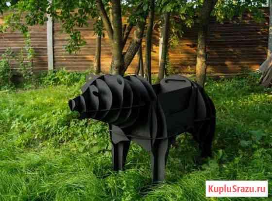Мангалы в виде животных, обычные разборные с любым Сочи