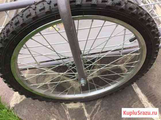 Прицеп к велосипеду Шарья