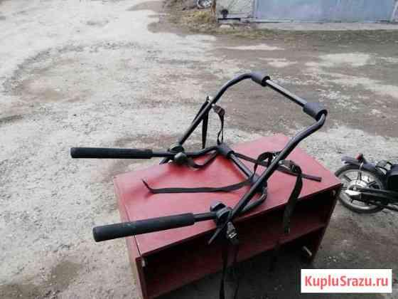 Крепление для велосипеда на крышку багажника авто Тюмень