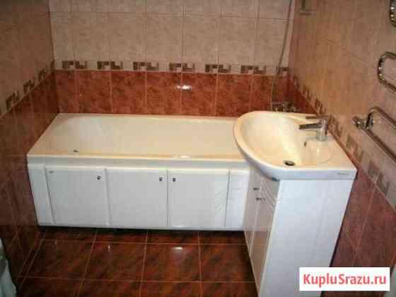 Ремонтом ванной комнаты Хабаровск