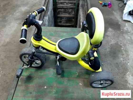 Велосипед детский трехколесный Ульяновск