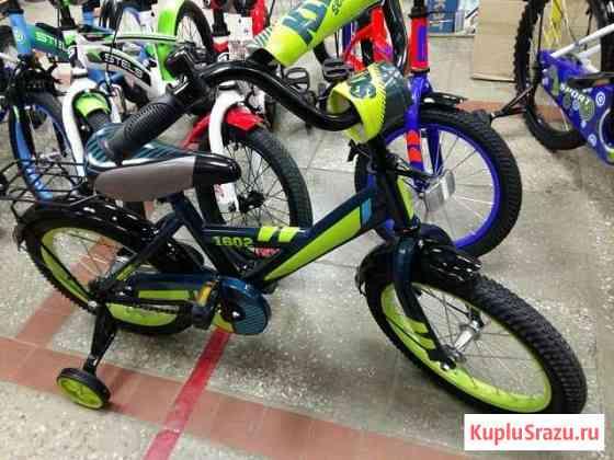Велосипед детский 16 арт.DD-1602 приставные колес Нижний Новгород