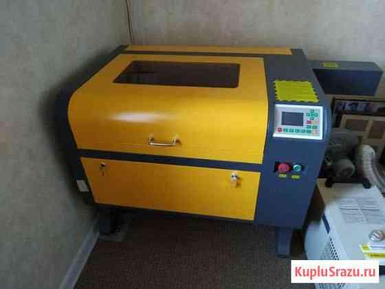Лазерный станок 60х40, 60Вт, Руида Липецк