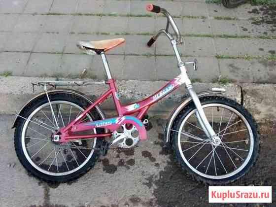 Велосипед детский мустанг Канаш