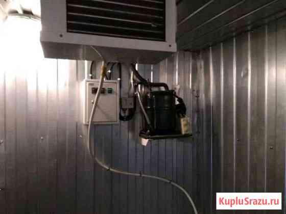Холодильная камера Абакан