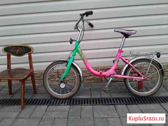 Велосипед детский складной Ижевск