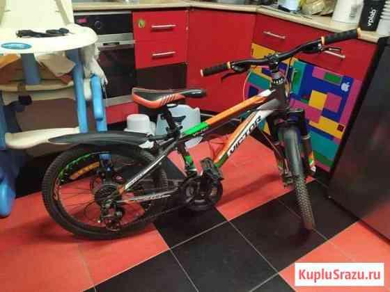Велосипед детский алюминиевый корпус Тюмень
