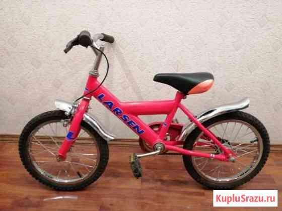 Велосипед детский Larsen Уфа