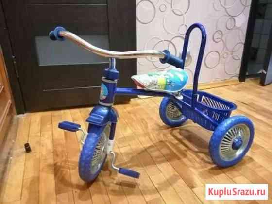 Велосипед трехколесный Ельня