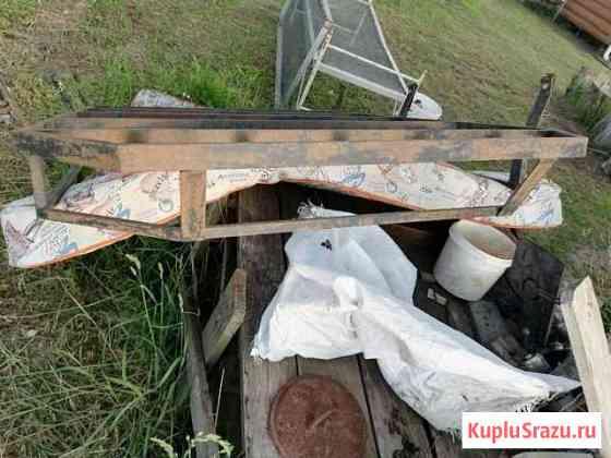 Экспедиционный багажник Брянск