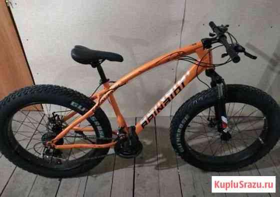 Велосипед Фэтбайк Petava Артикул: 1209as Омутнинск