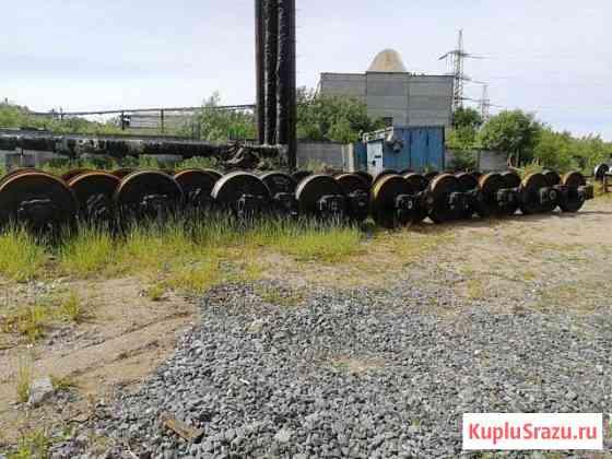 Колёсные пары Северодвинск