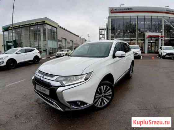 Mitsubishi Outlander 2.0CVT, 2020 Ульяновск