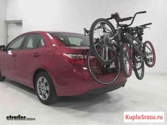 Багажник для велосипедов на заднюю дверь Swagman G Краснодар